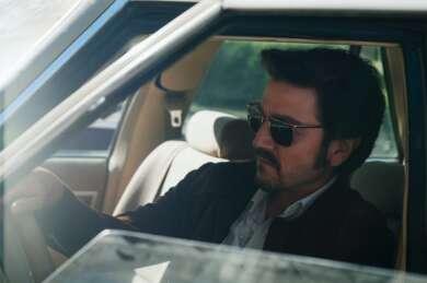"Diego Luna in ""Narcos: Mexico"""