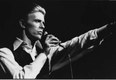 David Bowie neue Veröffentlichungen