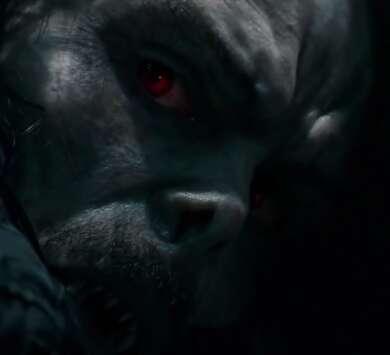 """Jared Leto als vampirischer Antiheld in der Marvelverfilmung """"Morbius"""""""