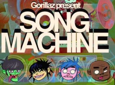 Gorillaz teasen Track mit slowthai und Slaves