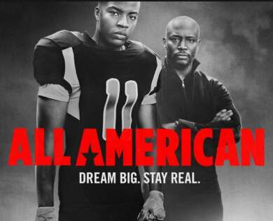 All American The CW Serienstart auf Joyn
