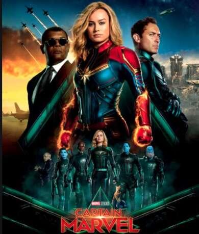"""""""Captain Marvel"""" kommt 2022 in die Kinos"""
