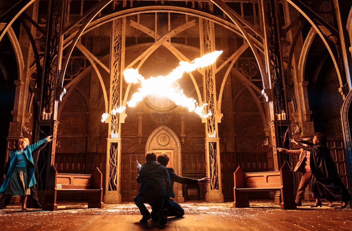 Harry Potter Und Das Verwunschene Kind Startet In Hamburg Kulturnews
