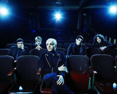 """My Chemical Romance Instrumental-Track """"An Offering"""""""