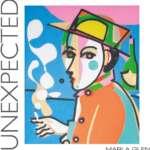 Marla Glen Unexpected Albumcover