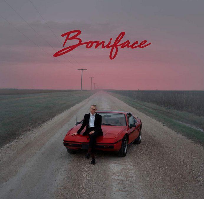 Boniface Album Cover