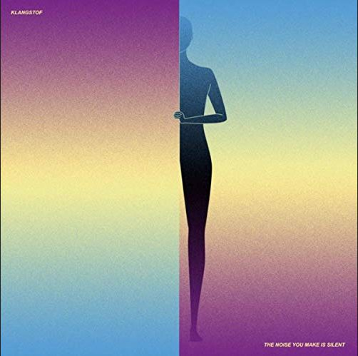 Klangstof: The Noise you make is silent Album Cover