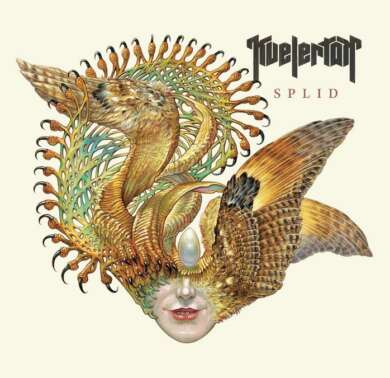 Kvelertak Splid Album Cover