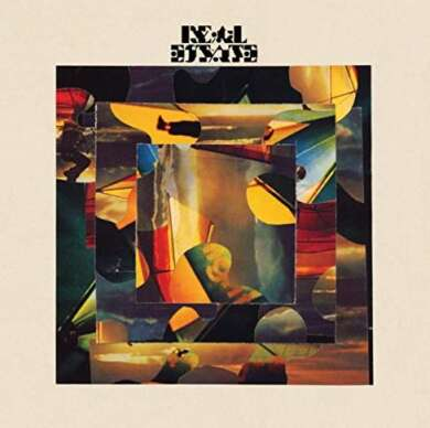 Real Estate The main Thing Album Cover