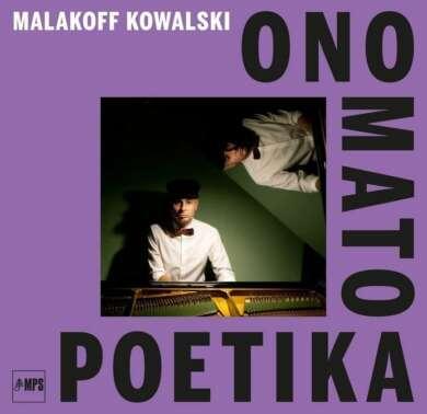 Malakoff Kowalski Onomatopoetika Album Cover