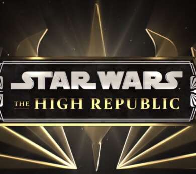 Star Wars: High Republic Logo