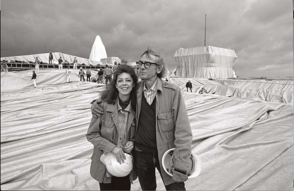 Christo and Jeanne-Claude. Projects 1963–2020