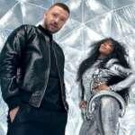 """Justin Timberlake und SZA Videostill aus """"The other Side"""""""