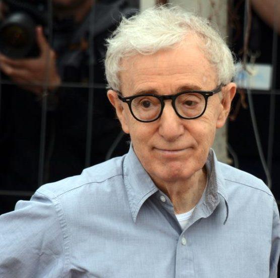 Woody Allen beim Cannes Film Festival 2016