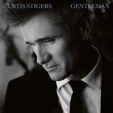 """Plattencover """"Gentleman"""" von Curtis Stigers"""