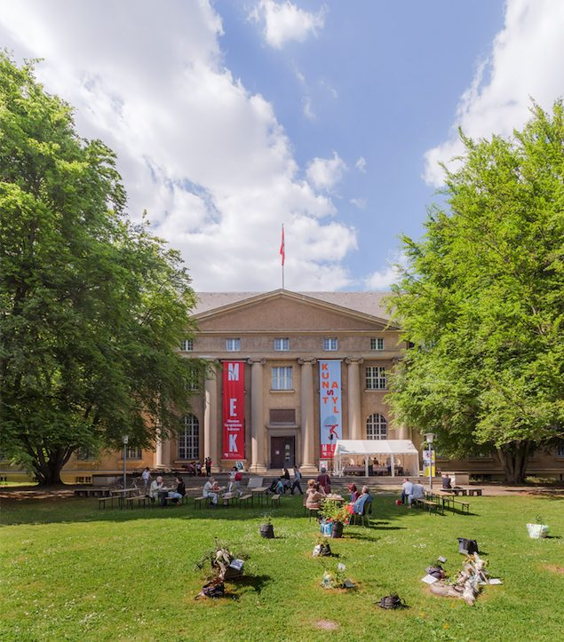 Digitale Museumsprogramme
