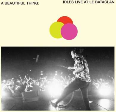 Idles: Live at Le Bataclan Cover
