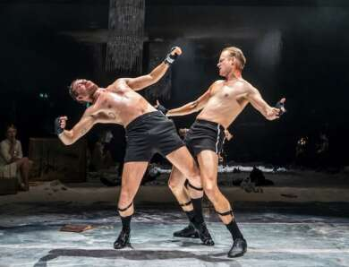 """""""Der Boxer"""" am Thalia Theater als Stream."""