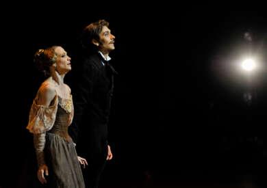 """John Cranko """"Onegin"""" Stuttgarter Ballett"""