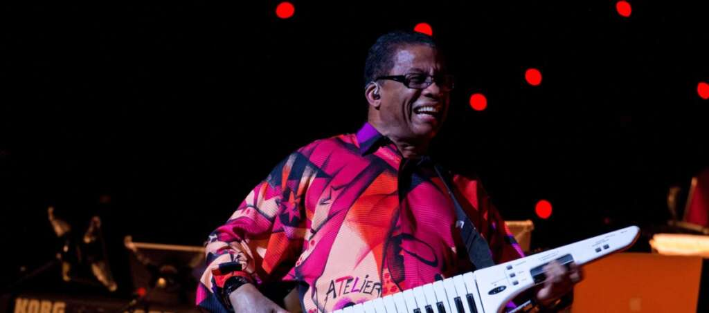 Herbie Hancock moderiert den International Jazz Day.