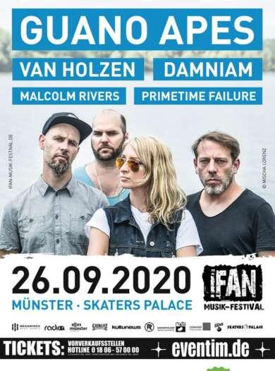 iFAN Musik-Festival dieses Jahr im September.