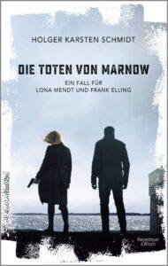 Holger Karten Schmidt Die Toten von Marnow Buchcover