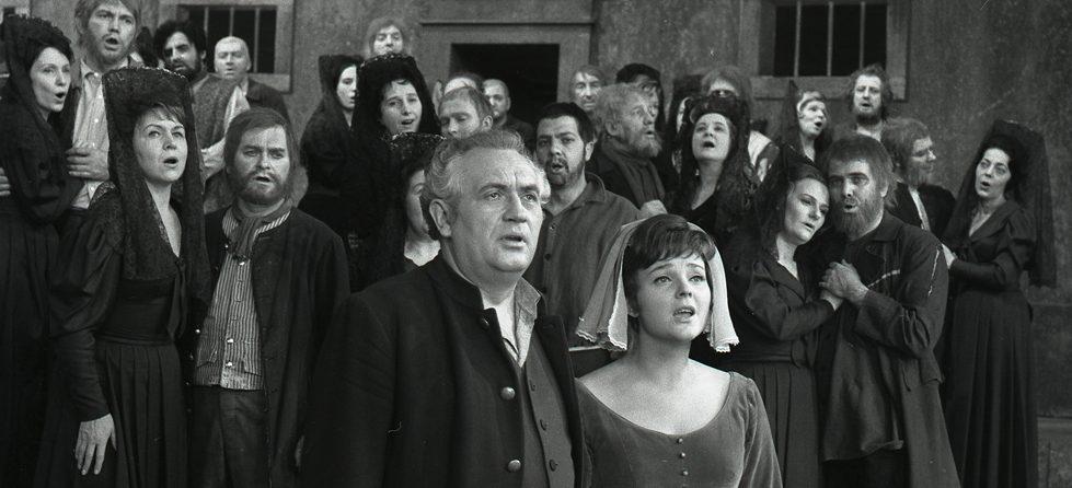 Staatsoper Hamburg Fidelio 1968