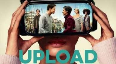 Upload: Die neue SciFi-Comedy startet auf Amazon Prime