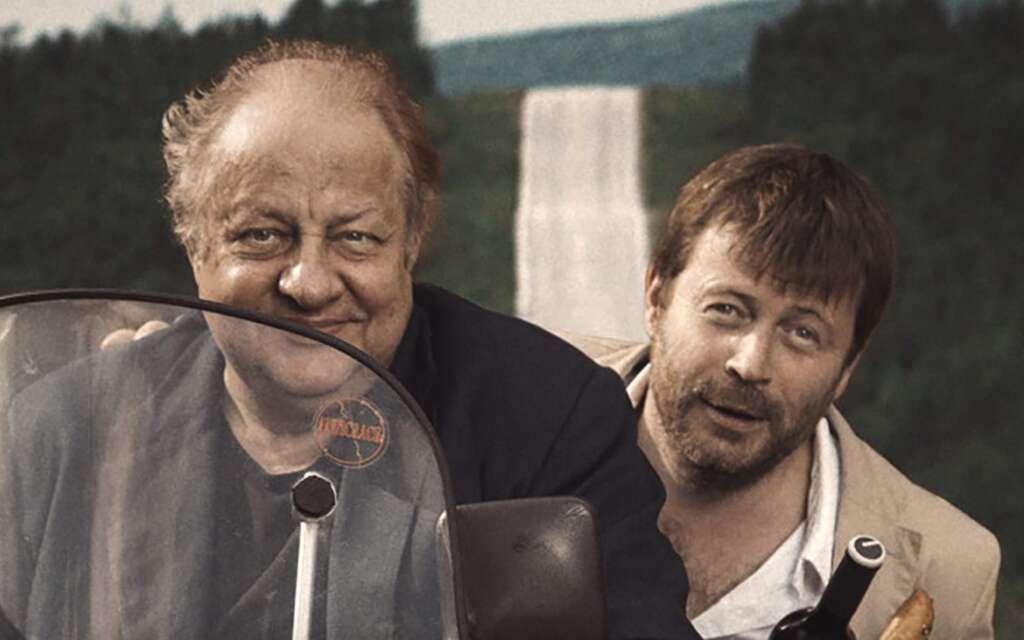 Immer dem Bauch nach: Vincent Klink und Patrick Bebelaar im Theaterhaus Stuttgart