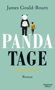 Pandatage – Mit seinem Debütroman schafft es James Gould-Bourn auf Platz 2 unserer Liste der besten Bücher im Mai 2020