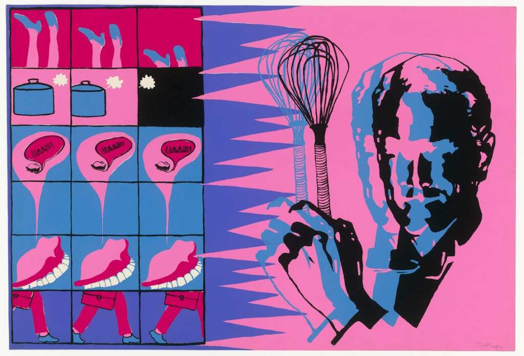"""Ulrike Ottinger """"Pop on Paper. Von Warhol bis Lichtenstein"""""""