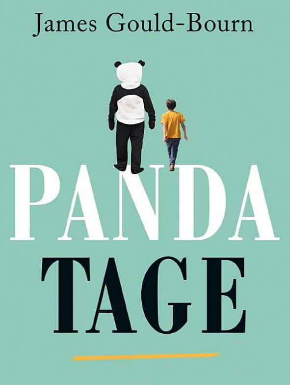 """Gewinnspiel: Hol dir den neuen Roman """"Pandatage"""" von James Gould-Bourn"""