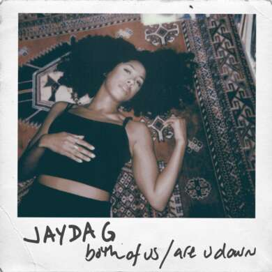 Jayda G: Both of us EP Cover