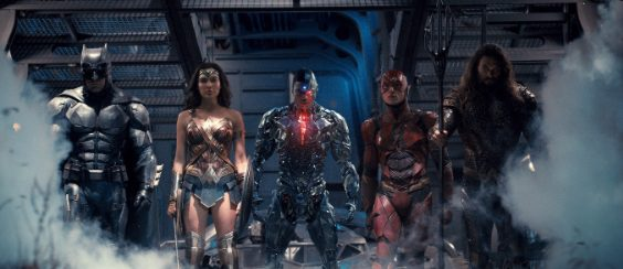 Justice League ist ein TV-Highlight am Wochenende.