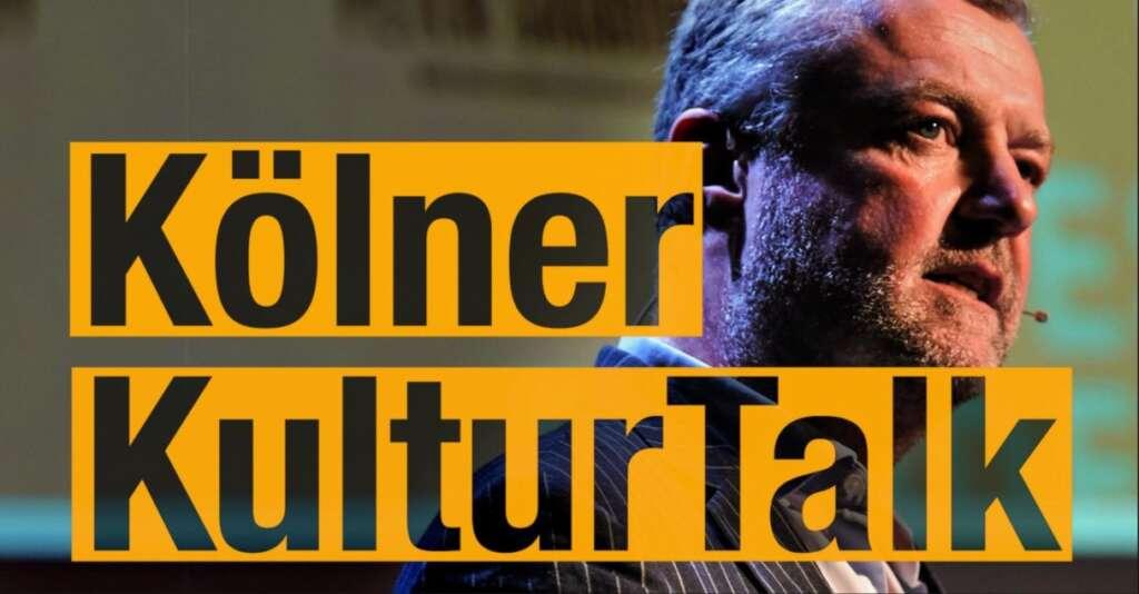 Der Kölner KulturTalk sendet am Mittwoch seine erste Ausgabe.