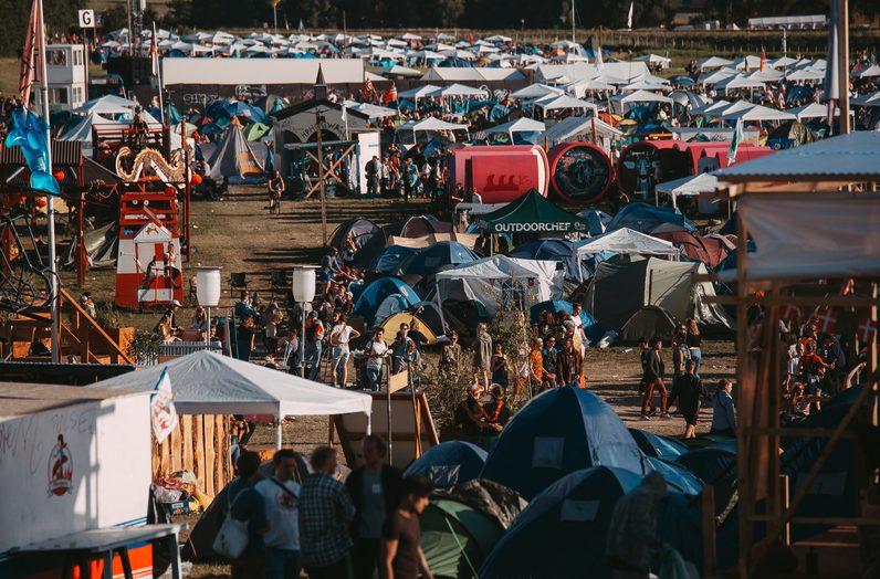Tickets für das Roskilde Festival 2021 sind verfügbar.