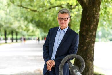 Bernd Sibler Bayerische Staatsminister für Wissenschaft und Kunst
