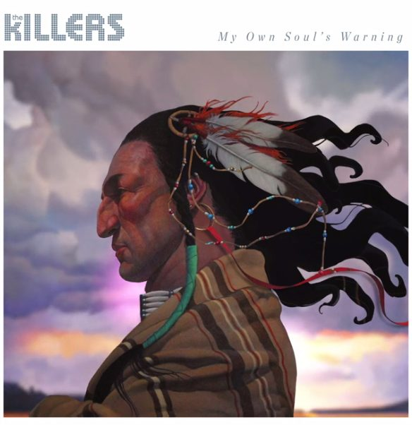 The Killers: My own Soul's Warning Cover