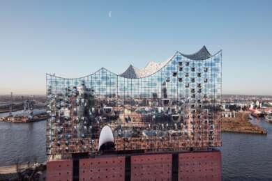 Die Elbphilharmonie lädt zum Blind Date