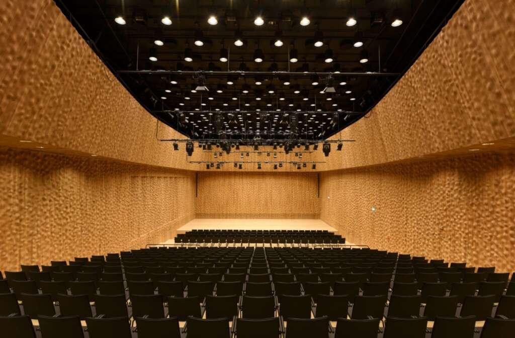 Elbphilharmonie kleiner Saal Konzerte Corona