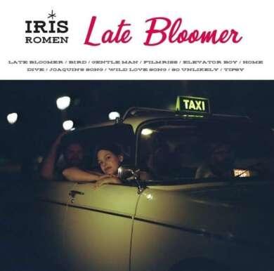 Iris Romen Late Bloomer Albumcover