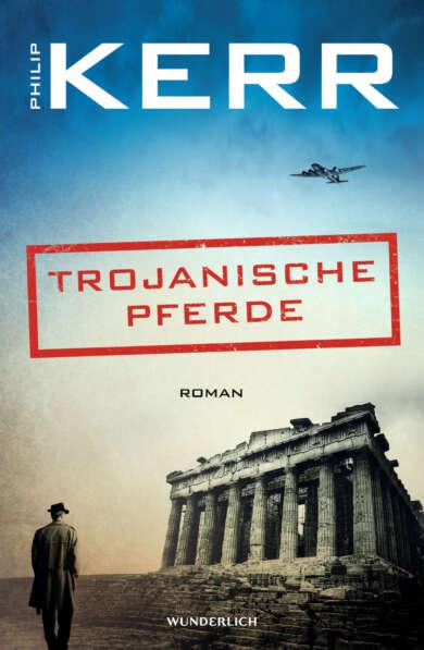 "Buchcover ""Trojanische Pferde"" von Philip Kerr"