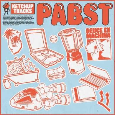 Pabst Deus Ex Machina Albumcover