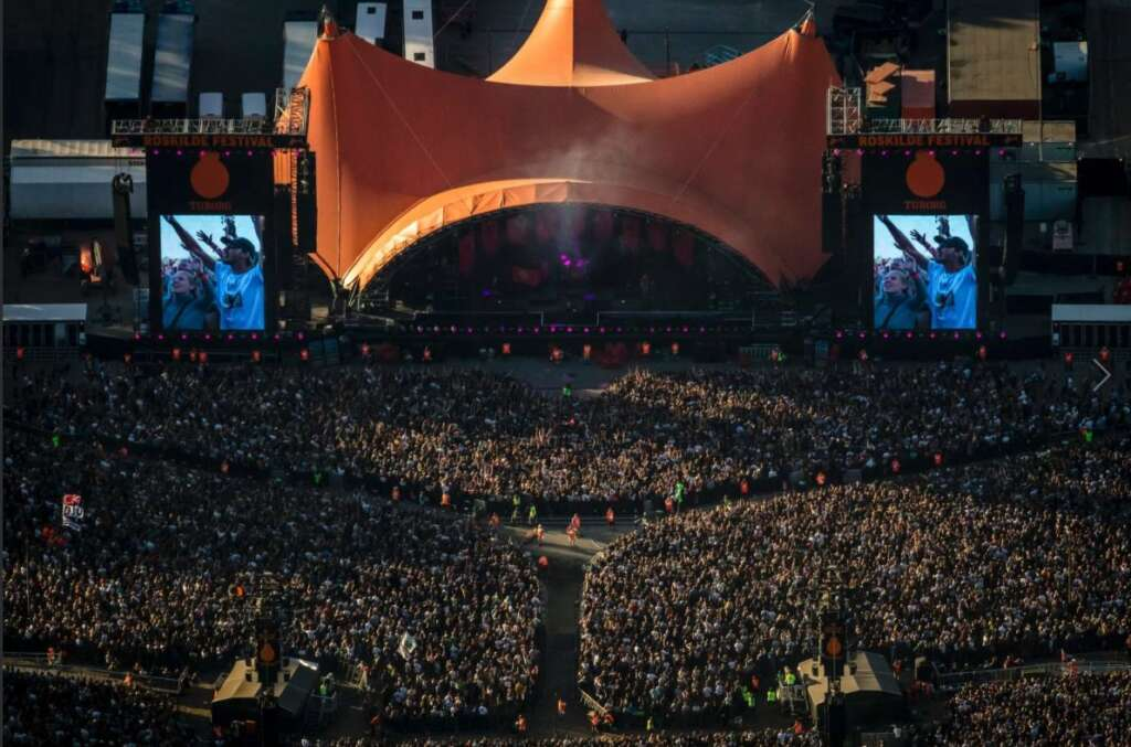 Das Roskilde Festival findet in gewisser Form auch 2020 statt: als DIY-Event für zuhause.