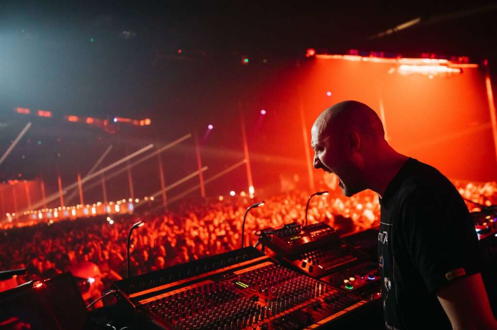 Paul Kalkbrenner im Line-up von Tomorrowland Around The World
