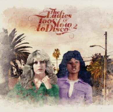 The Ladies of too slow to disco 2