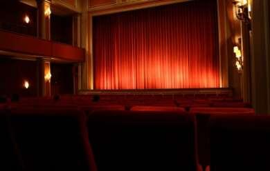 Kinosaal (Symbolbild) Kurzfilmfestival