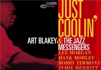 Art Blakey: Just coolin Albumcover