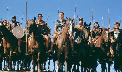 "Die TV-Highlights 3.-5.7. 2030: ""Spartacus"" mit Kirk Douglas"