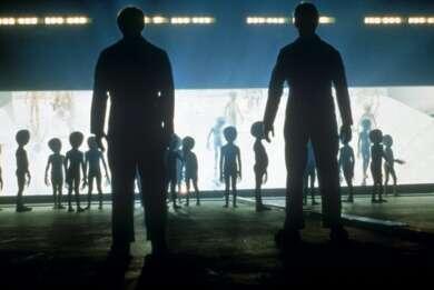 """Steven Spielberg """"Unheimliche Begegnung der dritten Art"""""""